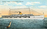 "Steamer ""Catalina"""