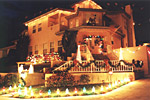 thumbnail of House with Xmas Lights 3