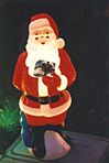 thumbnail of Santa Decoration